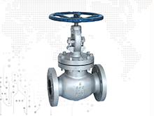 ANSI API Cast Steel And Stainless Steel Globe valve