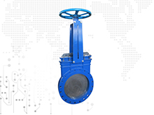 ANSI Wafer Knife Gate Valve