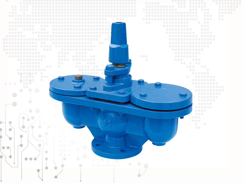Automatic release valve