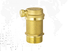 Brass exhaust valve
