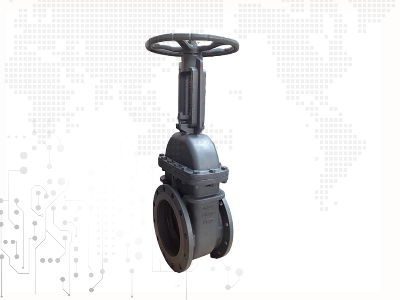 Din rising Stem And Non-Rising Stem Gate Valve