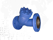 DIN standard Industrial Y Type Strainer for Pump