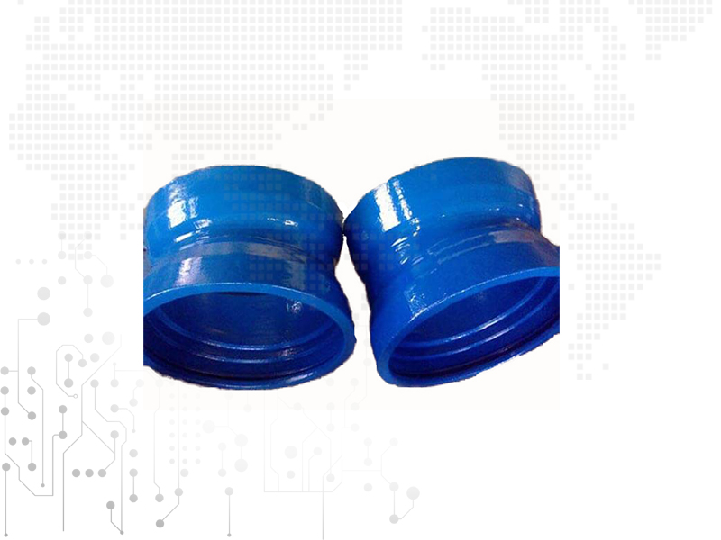 Double socket taper reducer