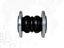 KXT-S Flexible Dual-Spherical Rubber Joint