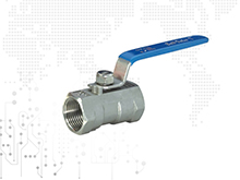 One PC Type Ball Valve