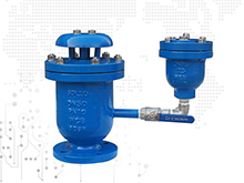 Triple Functions Air Valve